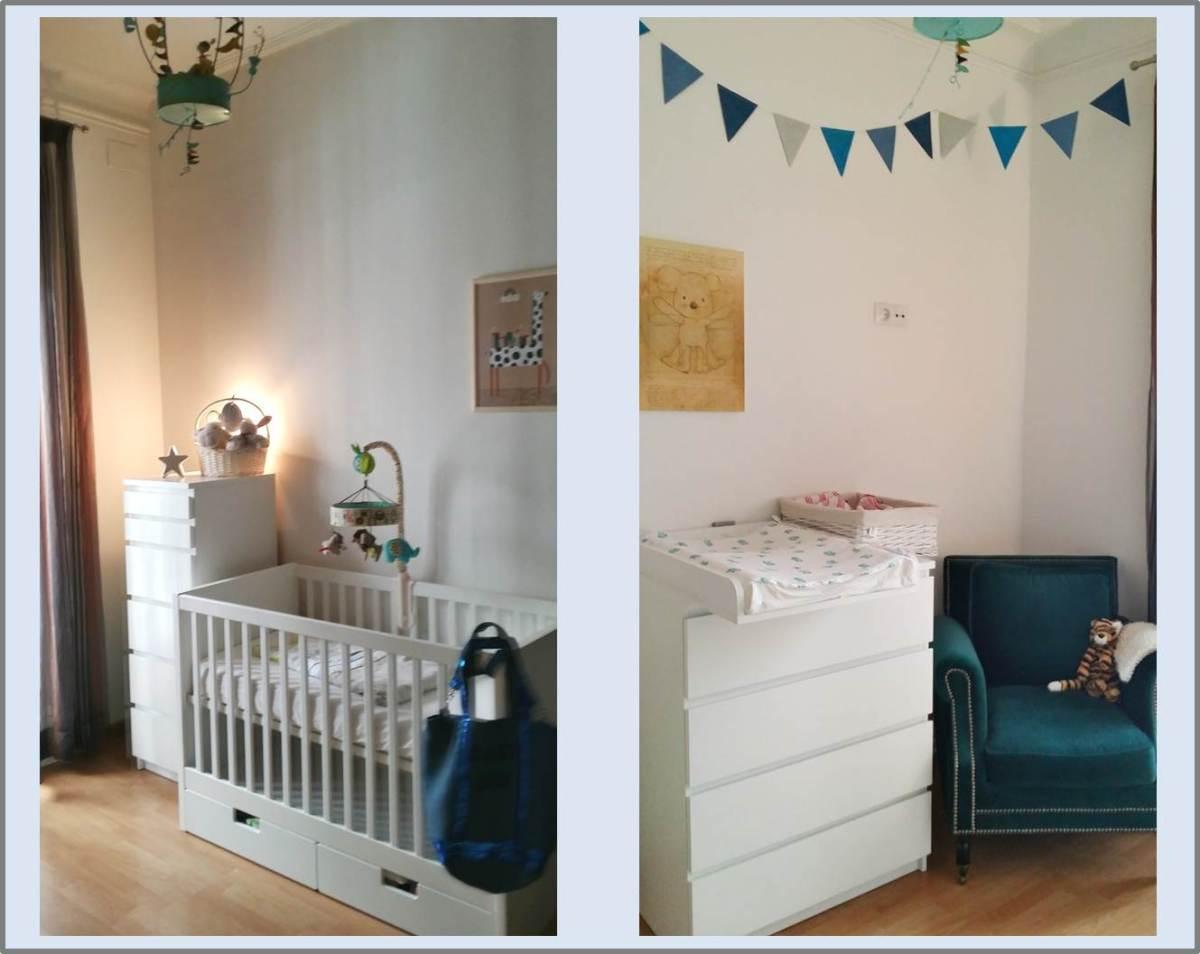 Ideas decoraci n para habitaci n infantil royaume style for Habitacion barcelona