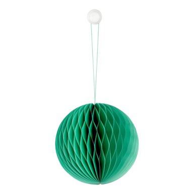 bola-papel-niño-verde