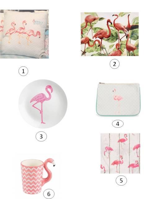 Selección-objetos-decoración-flamenco