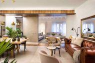 Suite For 10, reforma piso Barcelona, Eixample, Egue y Seta.